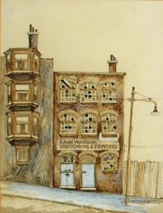 Black Street old premises