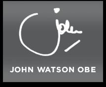 John Watson OBE